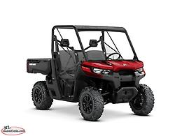 F 'n' F Deal - SAVE $2,100 on a NEW 2019 Can-Am Defender DPS HD8!