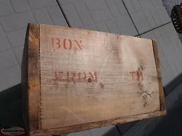 newfoundland licence plate's box