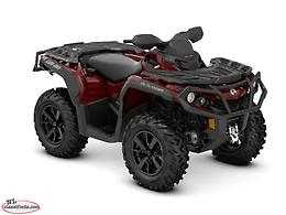 F 'n' F Deal - SAVE $1,100 on a NEW 2019 Can-Am Outlander XT 650!