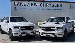 $20,000 Savings On Each of These Two DEMO RAM Trucks!!!!