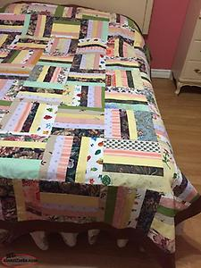 Homemade Quilt for Sale