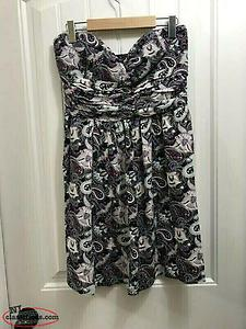 Ladies dress for sale size large. New without tags.