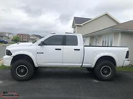 Lifted 2010 Dodge Ram 1500
