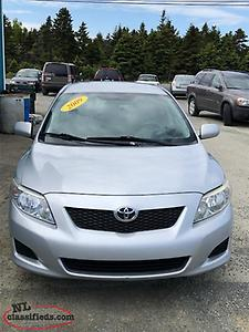 2009 Toyota Corolla CE Auto INSPECTED 151k