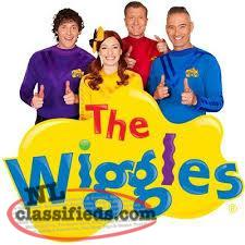 Wiggles Ticket (at a discounted price!)