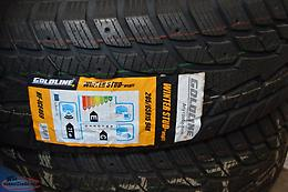 ******4 BRAND NEW STUDDABLE WINTER SNOW TIRES*****
