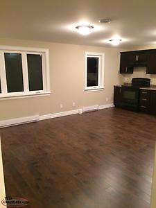 CBS BEAUTIFUL ABOVE GROUND TWO BEDROOM APT WALK OUT