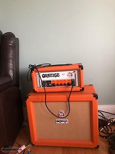 Orange OR15 Head And Matching 112 Cab Guitar Amp