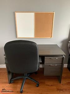 Desk & Chair