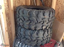 Tires for side by side