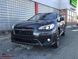 2018 Subaru Crosstrek Limited w/ Eyesight Package