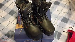 Acton Magnetic winter work boots