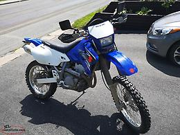 Excellent Condition Suzuki DRZ400S