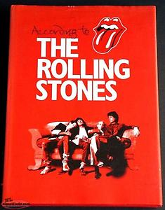 According to the Rolling Stones HARDCOVER BOOK