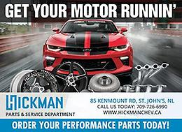 Order your Performance Parts TODAY!