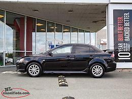 2011 Mitsubishi Lancer SE Limited Edtion - $112 B/w Taxes In