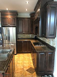 MUST SEE!!! Cabinet Set With Appliances