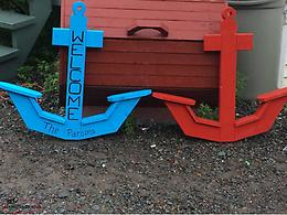 Anchor Welcome Signs