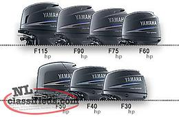 Lowest Price's of the Year on Select Yamaha Outboards. Save Up to $7,000.