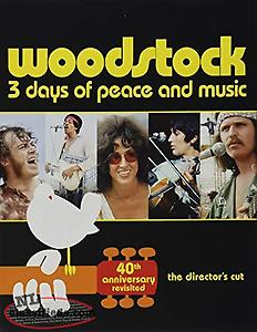 Woodstock 40th Anniversary 2-DVD in mint condition