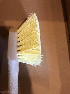 3-Heavy Duty Cleaning Brushes