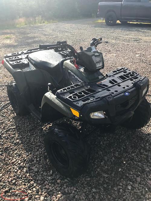New & Used Polaris ATVs for Sale in Newfoundland Labrador