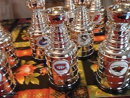 set of 30 mini stanley cups