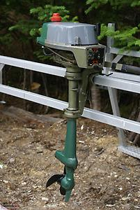 2 hp Johnson Seahorse outboard motor(short shaft)