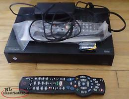 Motorola Dual Tuner PVR with Harddrive