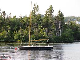Grampian Snipe Sailboat 16 Foot