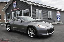 2012 NISSAN 370Z 6spd manual LOW KM, INSPECTED, FINANCING - nlcarshop.com