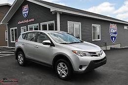 2015 Toyota RAV4, INSPECTED, warranty and financing available - nlcarshop.com
