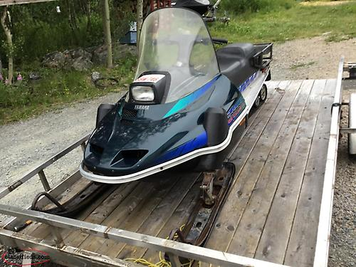 New & Used Yamaha Snowmobiles for Sale | NL Classifieds