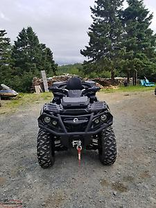 2017 can am outlander xtp max 1000r SOLD SOLD SOLD!