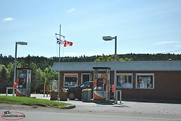 Gas Station/Convenience store + Home for Sale