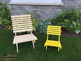 Folding lawn/patio chairs for sale