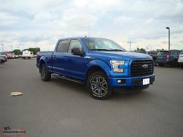 2016 Ford F-150 SuperCrew Sport 4X4 - $34,900.00