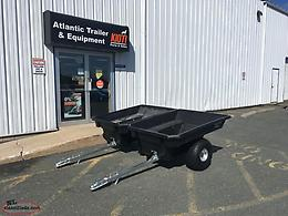 Bush Burrow ATV Dump Trailer