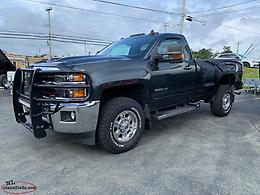 2018 SILVERADO 2500 HD LT Z71 DURAMAX 16K LIKE NEW $59,995.00