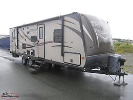2014 Tracer 2950BHS with Large Slide and Double Bunks. Only $89 Biweekly!