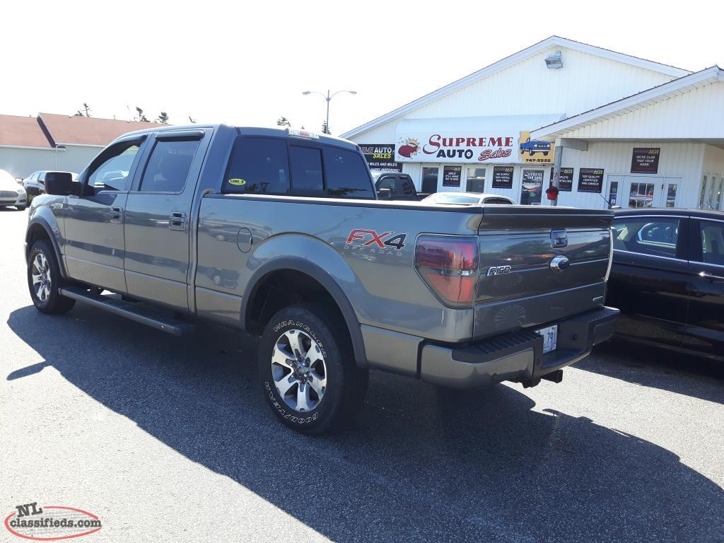 2013 Ford F150 Fx4 >> 2013 Ford F150 Fx4