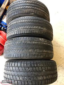 235/55R17 All Season Tires