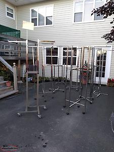 Retail Clothing Racks, Wire Shelves, Metal Shelf