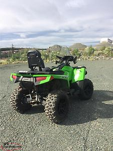2017 Arctic Cat 700 TRV
