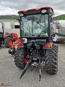 Kioti 2017 CK4010SEHCB Tractor with Loader