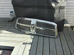 Dodge Ram 1500 Grill and Air Intake For Sale