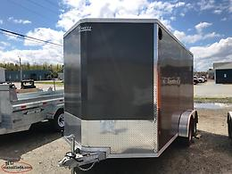 2019 HIGH COUNTRY XPRESS ENCLOSED TRAILER $70/BIWEEKLY!