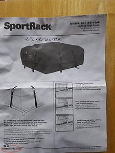 SportRack Sherpa 13 Roof Bag Cargo Carrier