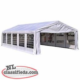 20 x 33 Heavy Duty Party Tent