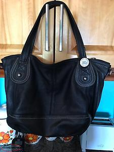 The Sak Hobo Bag Black